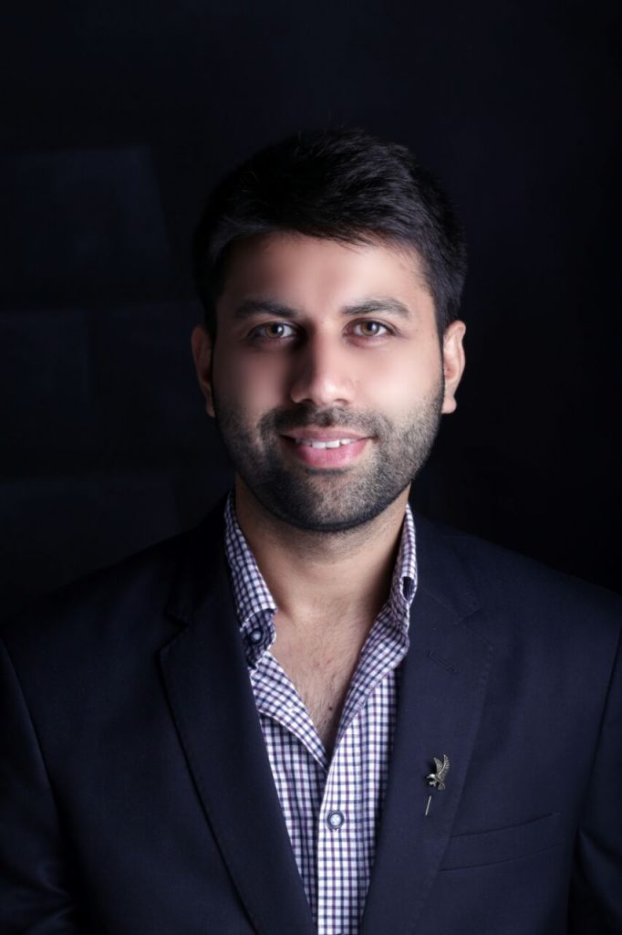 Mohit Tater CEO - Blackbook Investments